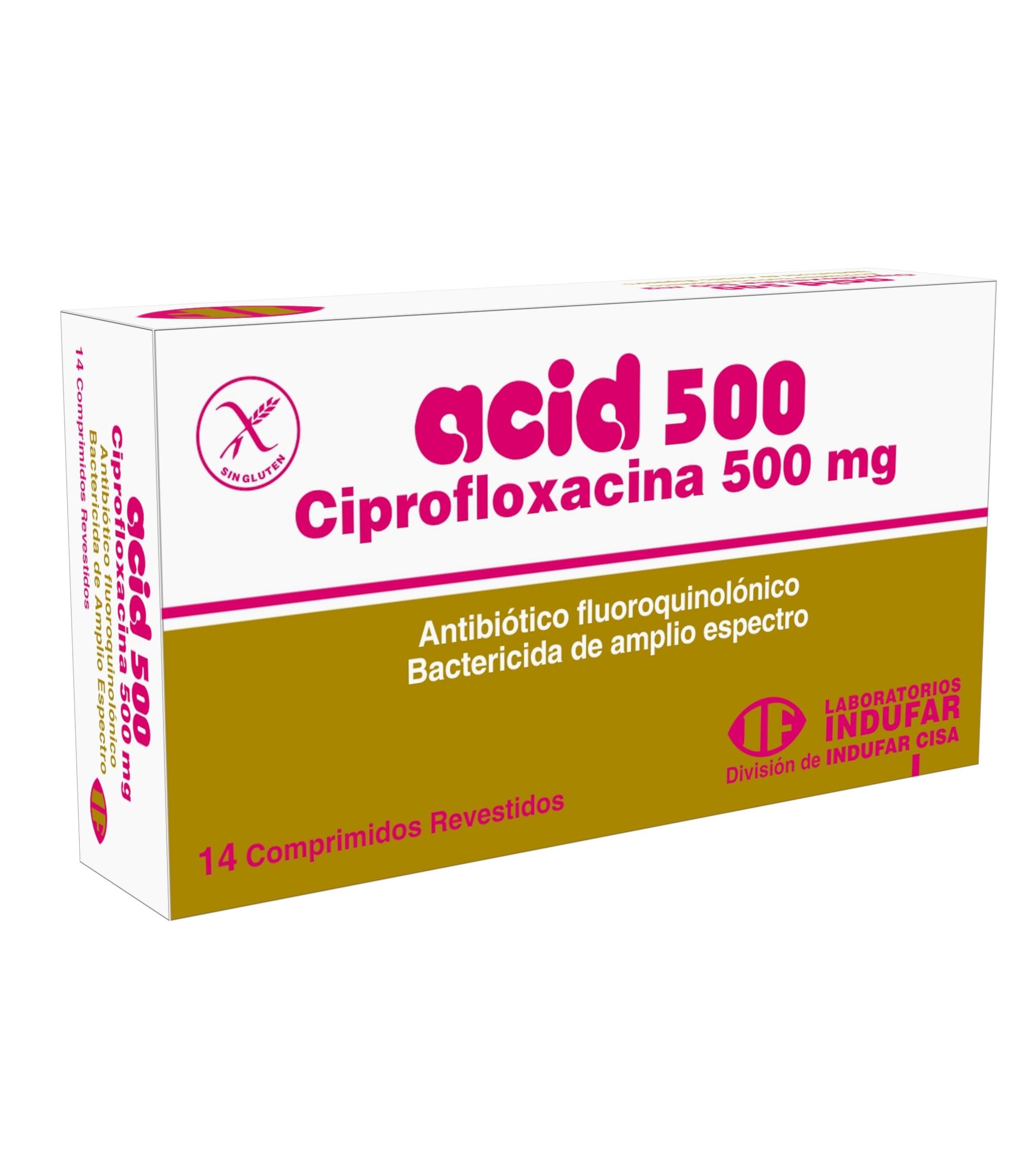 Productos De Infectologia Laboratorios Indufar C I S A
